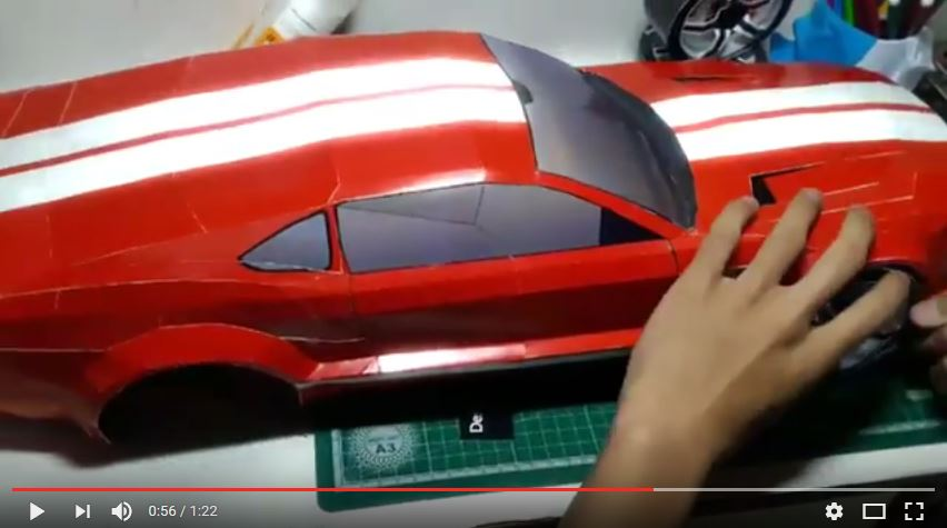 Making of Mustang